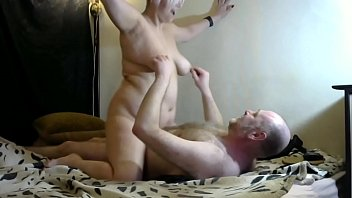 Real mature couple having real sex