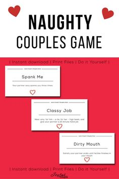 Adult sex game ideas