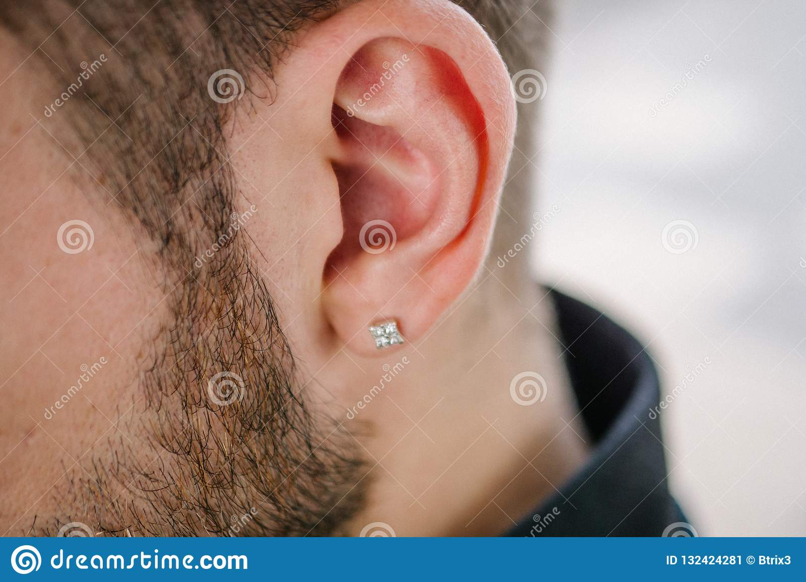 Ears are part of your body