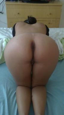 Indian woman nude sexy booty