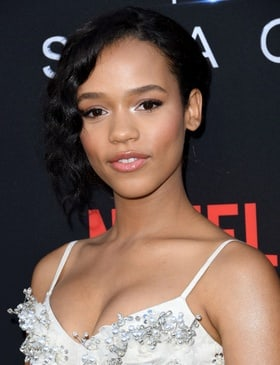 Taylor russell sexy